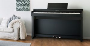 Yamaha CLP 645 Review - The Premium Digital Piano from Yamaha