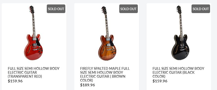FF Sold Out