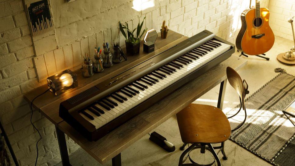 Yamaha P 125 Review - The Incredible Digital Piano