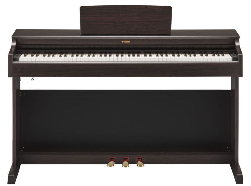 Yamaha YDP 163 Digital Piano Review - Updated Arius YDP 164