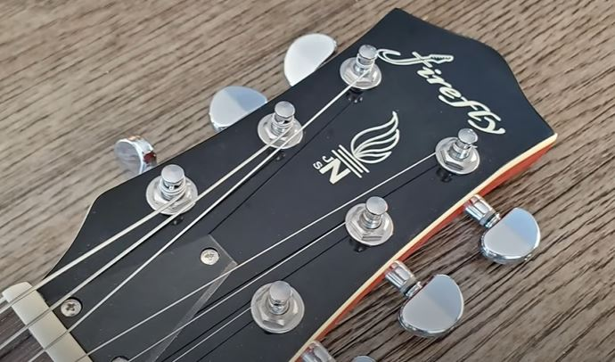 headstock of ff 338