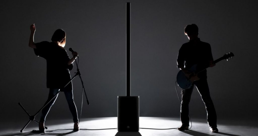 Yamaha STAGEPAS 1K PA System Review