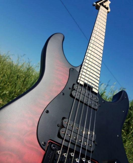 hands on schecter guitars