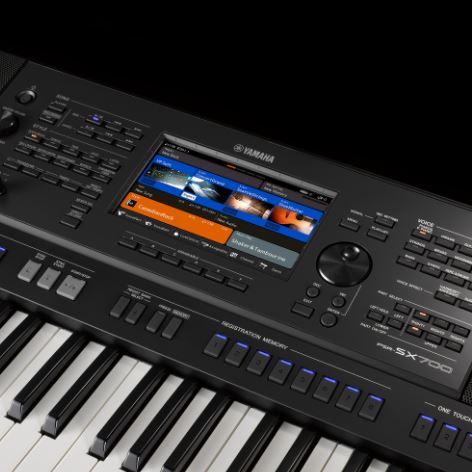 Arranger Keyboard - Derivative of Digital Pianos