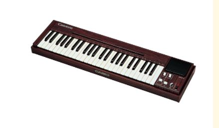Casio CT 201 First Keyboard From Casio
